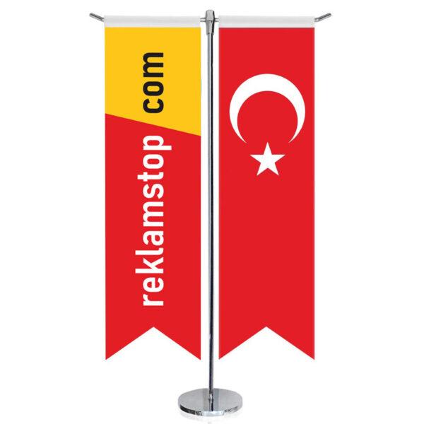 Masa Bayrakları T Bayrak