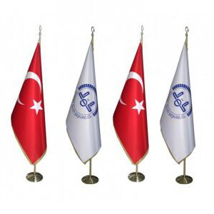 Logolu Prinç Makam Bayrağı