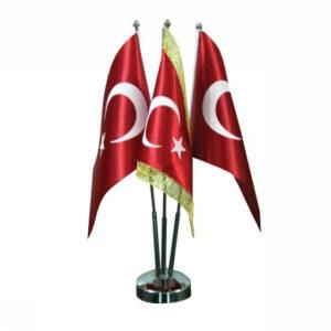 Masaüstü Üçlü Bayrak