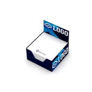 7.8X7.8 cm 800'lü Küp Bloknot 250 Adet