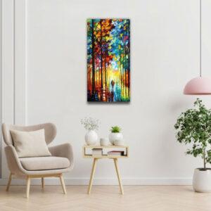 Kanvas Tablo135X70 cm