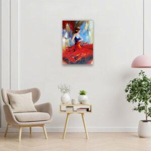 Kanvas Tablo100X70 cm